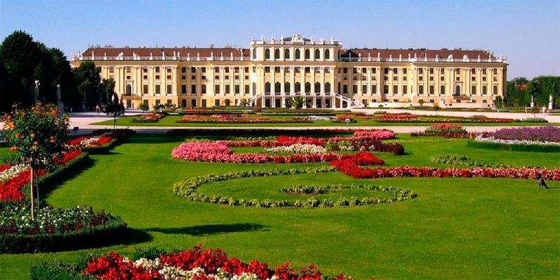 Palacio-deSchönbrunn-Viena