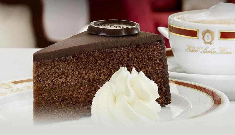 Café Sacher Viena